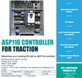 ASP116 Traction Controller